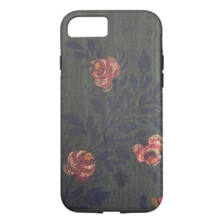 Rustikale Vintage Blumen iPhone 8/7 Hülle