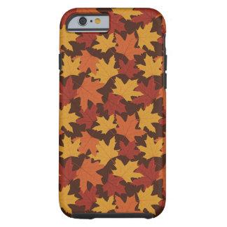Rustikaler Erntedank-Feiertags-Fall-Herbst bunt Tough iPhone 6 Hülle