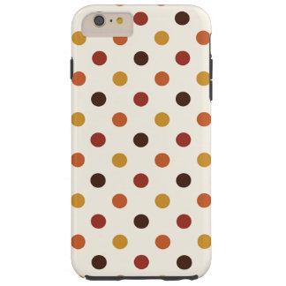 Rustikaler Erntedank-Feiertags-Fall-Herbst bunt Tough iPhone 6 Plus Hülle