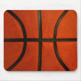 Rustikaler getragener Basketball Mousepad