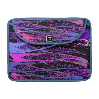 Rustikaler Pastellanschlag-Schatten Sleeve Für MacBook Pro