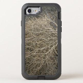 Rustikaler Tumbleweed OtterBox Defender iPhone 8/7 Hülle