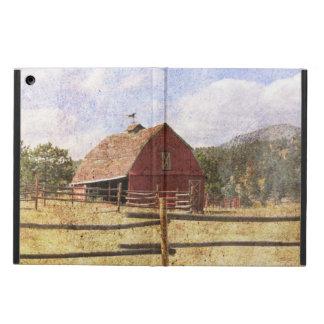Rustikaler Western-Land-Bauernhof-ursprüngliche