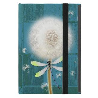 Rustikales blaues Scheunenholz der iPad Mini Hülle