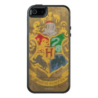 Rustikales Hogwarts Wappen Harry Potter | OtterBox iPhone 5/5s/SE Hülle
