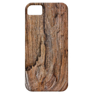 Rustikales Holz iPhone 5 Hülle