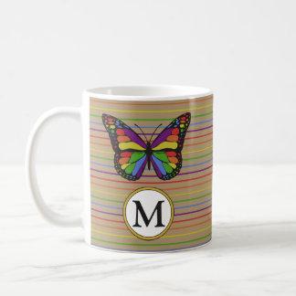 Rustikales Kaffeetasse