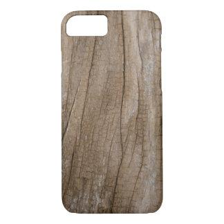 Rustikales ursprüngliches Westernland-Scheunenholz iPhone 8/7 Hülle