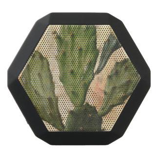 rustikales Vintages des Kaktus Schwarze Bluetooth Lautsprecher