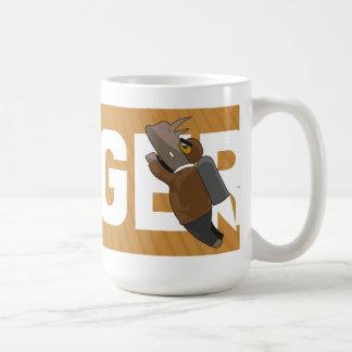 Rutger-Fliegen Kaffeetasse