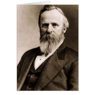 Rutherford B. Hayes Karte