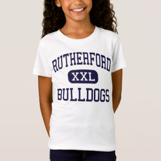 Rutherford - Bulldoggen - hoch - Rutherford T-Shirt