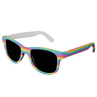Rütteln des Regenbogens Sonnenbrille