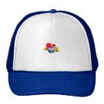 rütteln Sie und backen Sie Baseball Caps