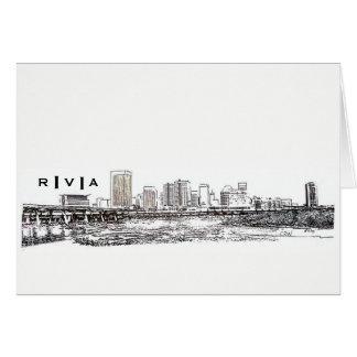 RVA Skyline Karte