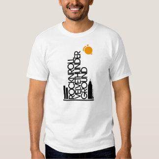 RVG: Rocknroll Velvethunder Boden T Shirt