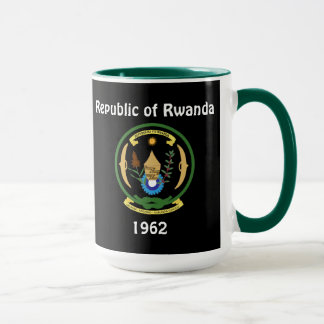 RWANDA* Kaffee-Tasse Tasse
