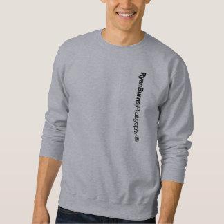 Ryan brennt Fotografie-Pullover Sweatshirt