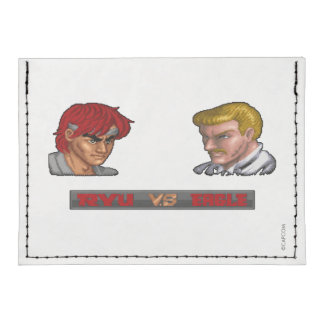 Ryu gegen Eagle 2 Tyvek® Kreditkartenetui