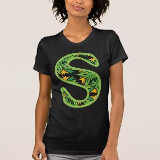S-Alphabet-Bild T-Shirt