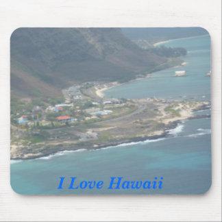 S&J Sammlungs-Hawaii-Mausunterlage Mauspads