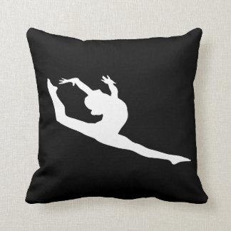 S-Kissen eines Gymnast-/tänzers ' Kissen