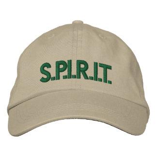 S.P.I.R.I.T. BESTICKTES CAP