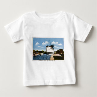 S.S. Assiniboia an Sault Suite. Marie, Ontario, CA Baby T-shirt