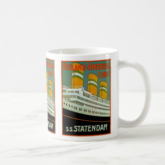 s.s. Statendam Tasse