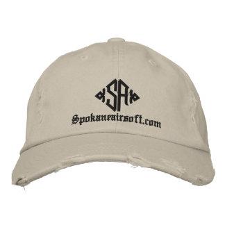 SA, Spokaneairsoft.com Bestickte Kappe