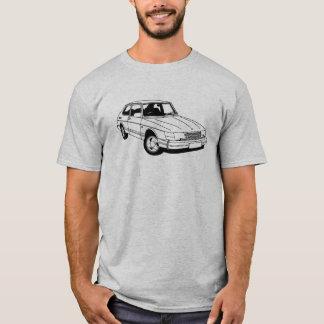 Saab 900 Turbo inspirierter T - Shirt