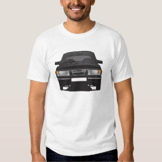 Saab 900 Turbo (Schwarzes) Hemden