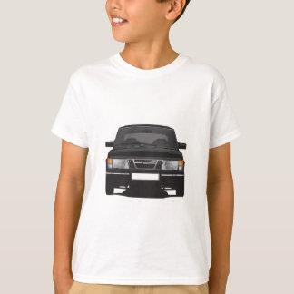 Saab 900 Turbo (Schwarzes) T-Shirt