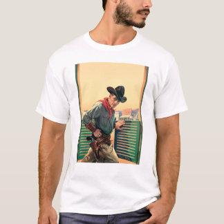 Saal-Cowboy T-Shirt