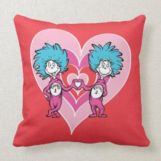 Sache 2 Dr.-Seuss Valentine | Sache-1 Kissen