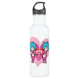 Sache 2 Dr.-Seuss Valentine | Sache-1 Trinkflasche