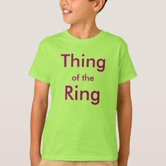 Sache des Ringes T-Shirt