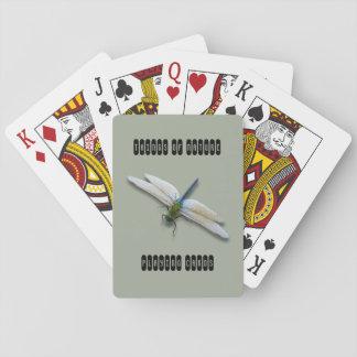 Sachen der Natur-Spielkarten Spielkarten