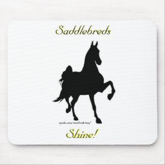 Saddlebreds Glanz! Mauspads
