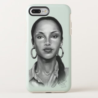 Sade Unterzeichnung iPhone Fall OtterBox Symmetry iPhone 8 Plus/7 Plus Hülle