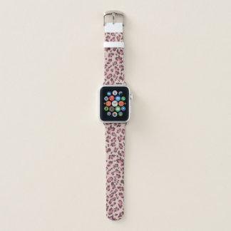 Safari-Leopard Apple Watch Armband