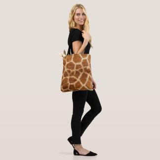 Safari-Liebhaber-Giraffen-Druck Tasche