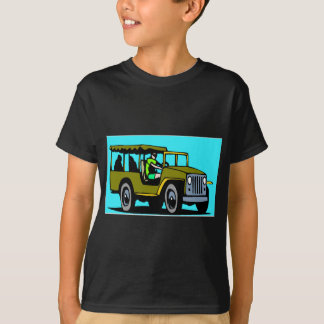 Safari-LKW T-Shirt