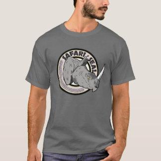Safari-Siegelrhino-Ausgabe T-Shirt