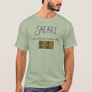 SAFARI-SKIZZE - LÖWEN T-Shirt