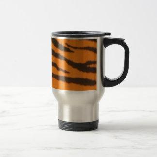 Safari-Tiger-Streifen-Muster Reisebecher