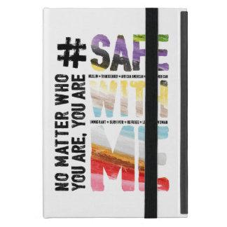 Safe mit mir Aquarell iPad Fall iPad Mini Schutzhüllen