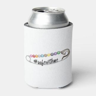 #SafeWithMe kann cooler Dosenkühler