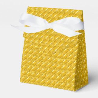 Safran-Gelb Geschenkschachtel