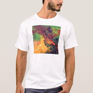 Safran und Curry T-Shirt